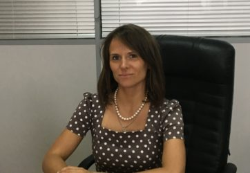 Руководитель биржевого отдлела Виктория